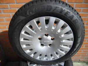 Winterwielen Saab 9-3 Sport staal 15 inch